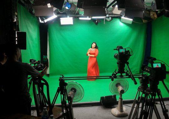 Cho thuê studio quay phim, chụp ảnh chuyên nghiệp 250K/h